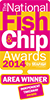Serene Fish and Chips winners of The National Fish & Chip Award